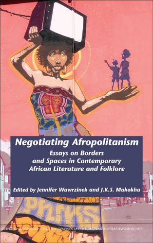 Negotiating Afropolitanism book cover