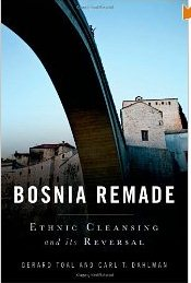 Bosnia Remade book cover